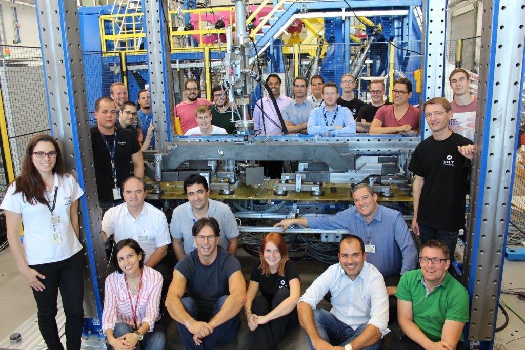 Team von CoLT Prüf- und Testlabor in St. Martin im Innkreis