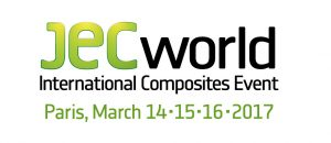 JECworld International Composites Event Logo