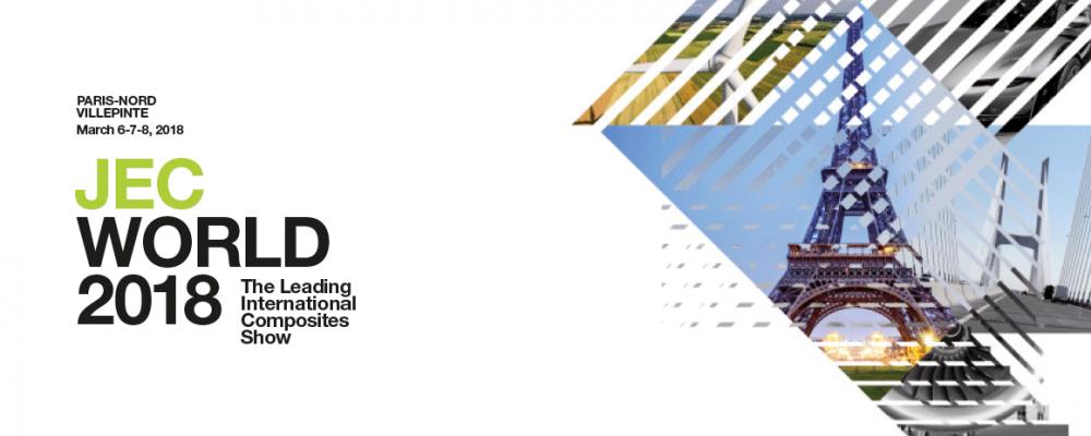 JEC World 2018 Logo